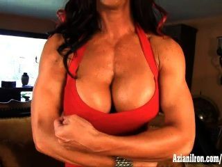 Muscle Woman  Porn