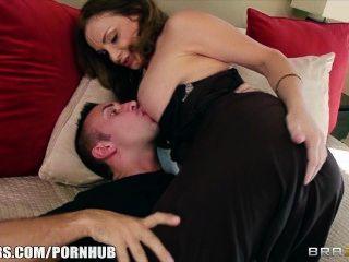 Brazzers - Rebecca Bardoux - Distracting Rebecca With Dick