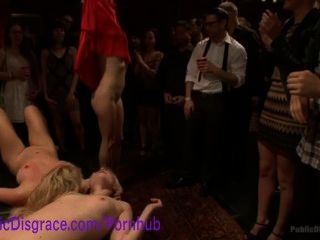 Two Blonde Fucksluts For A Birthday Party Princess