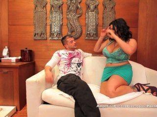 Big Titted Angelina Castro Fucks A Tourist In Miami!!