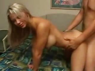 Sexy Kelly Loves Being Pumped From Behind