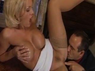 Italian Milf Orgy