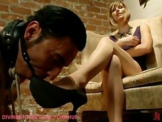 Deepthroat amateur madeline moo gags herself on hard cock