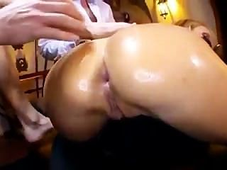 Russian Teen Gets Fucked In A Private School