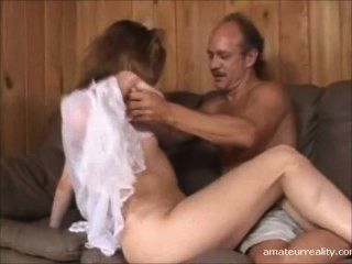 Amateur Housewife Squirts On Pussy Eating Mans Face