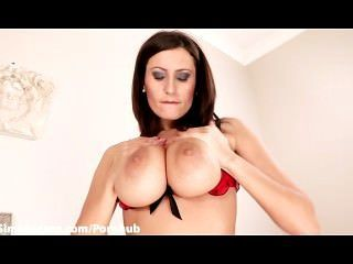 Sensual Jane And Her Huge Knockers