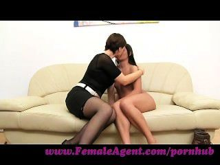 Femaleagent. Sexy, Cute And Game For Anything