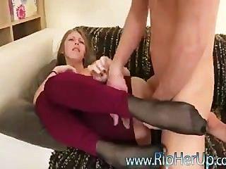 Anjelica Ebbi (abby) Best Scene Cfnm Ripped Leggings Anal