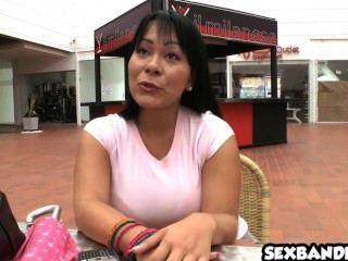 20 Latina With Huge Ass Fucking My Dick 09