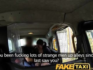 Faketaxi Girlfriend Gets Nailed As Boyfriend Likes To Wank Over Taxi Porn