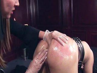 Mistress Strap On Sado Bitch - Scene 1