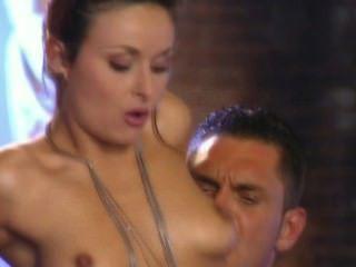 Daniella Rush And Sandra Russo In Hot Dp Orgy