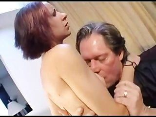 Euro Teen Gets It In Both Holes
