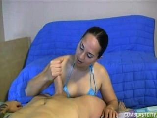 Boy Caught Masturbating By Hot Neighbour Milf