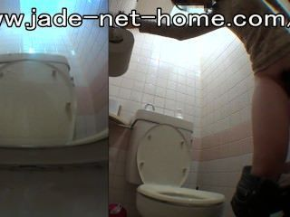 Hidden Camera!! Wrap Trap Prank Toilet 1, Scattered Urination Edition