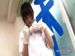 Schoolgirl Fingering Each Other Pussies With The Dentist In The Surgery