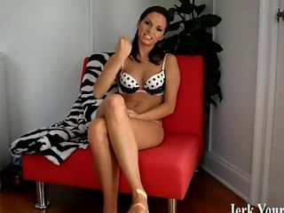 Ashely Wants To Watch You Jerk Off. Joi