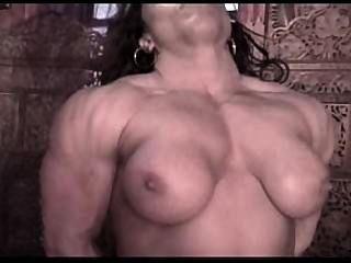Hot Horny Sondra Bedroom Muscular Seduction