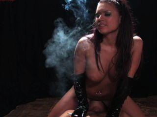 Eva Angelina - Smoking Fetish Domination 2