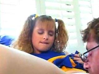 Molly Rome Cheerleader