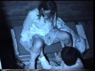 Public Sex At Night Time Full Exposed