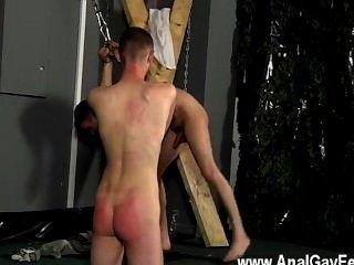 Gay Fuck Slave Boy Fed Hard