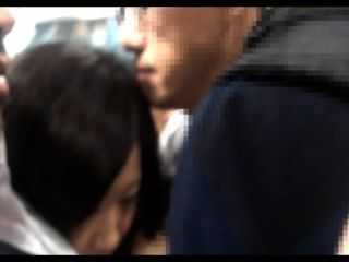 Real Gropers In Japanese Train 1