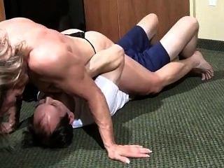 Krisc Topless Wrestling