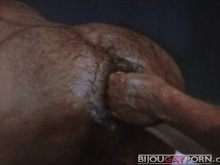 Classy Gay Fisting Orgy From Drive (1974)
