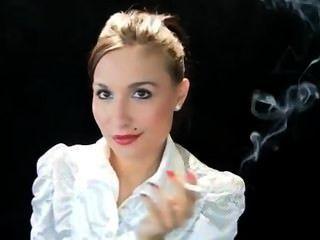 Michelle Smoking