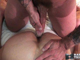 Horse-hung Bareback Daddy