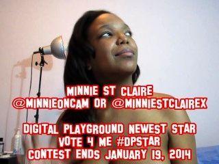 Minnie St Claire - Audition - Digital Playground Next #dpstar