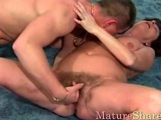 Extrem hairy porn