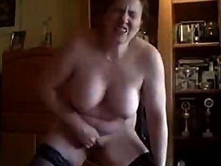 Amateur Busty Mature Orgasm