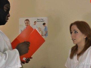 Bad Nurse 2 Part1: Fear Of Tickling