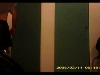 Hidden Camera In Changing Room