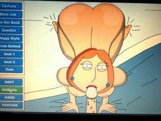 Lois Griffin Sex Game