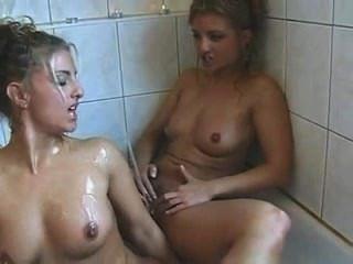 Lesbian Twins Anja& Katja In