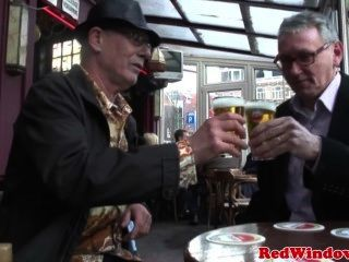 Young Dutch Whore Vs Old Dirty Tourist