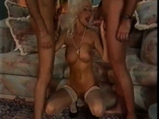 Hot Beautiful Blonde Dutch Milf Takes 100 Cumshots, Helen Duval