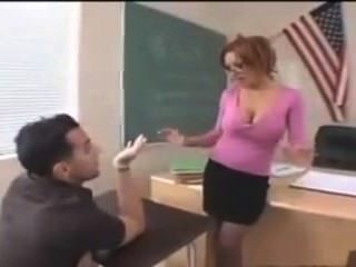 Dirty Boy Have Sex With Bad Teacher