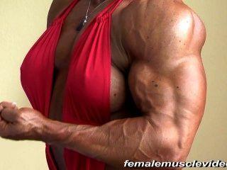 Big Female Muscles
