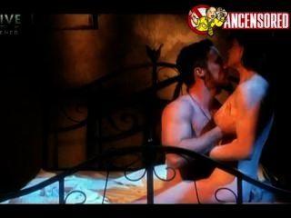 Terri Norton Sex Scene - Dust Devil (1992)