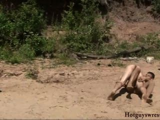 Bech Boys Wrestling Nude