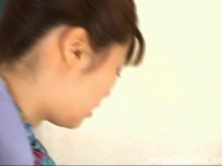Yu Aizawa Gets A Mouthfull Of Cum