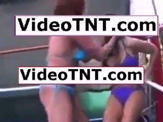 Women Wrestling Porn
