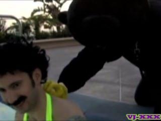 Borat Music Video