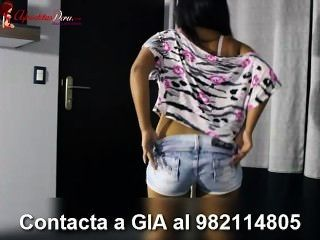 Chica Perreando Duro!!!