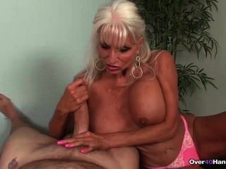 Grannie likes big cocks Granny Loves Big Cock Porn Videos At Wonporn Com